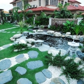 Landscaping Swimming Pool