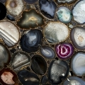 AGATE CRYSTAL - EXOTIC
