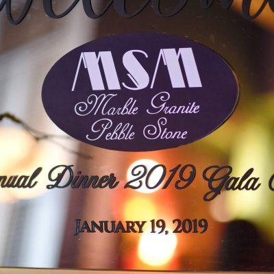 MSM ANNUAL DINNER 2019